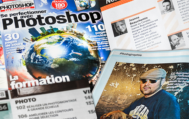 Magazine Advanced Creation - Tutoriel Photoshop